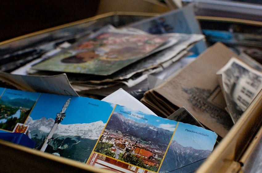 Pile of German Photos