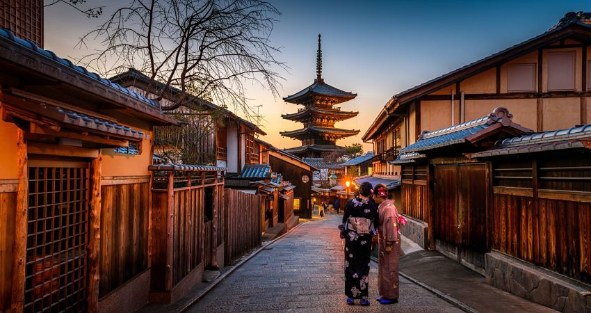 Kyoto Toji Temple