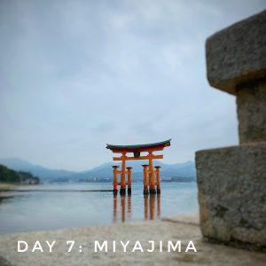 Day 7: Miyajima