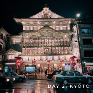 Day 2: Kyoto